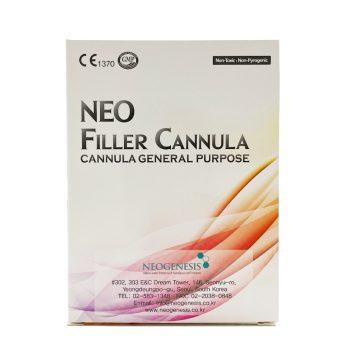 Kaniula Neo Filler Cannula