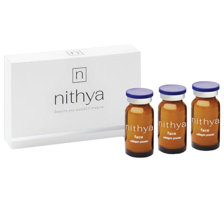 NITHYA – Kolagen do iniekcji – twarz (1X70mg) • Mezoterapia