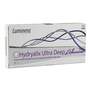 Luminera – Hydryalix Ultra Deep Lidocaine (1,25ml) • Luminera
