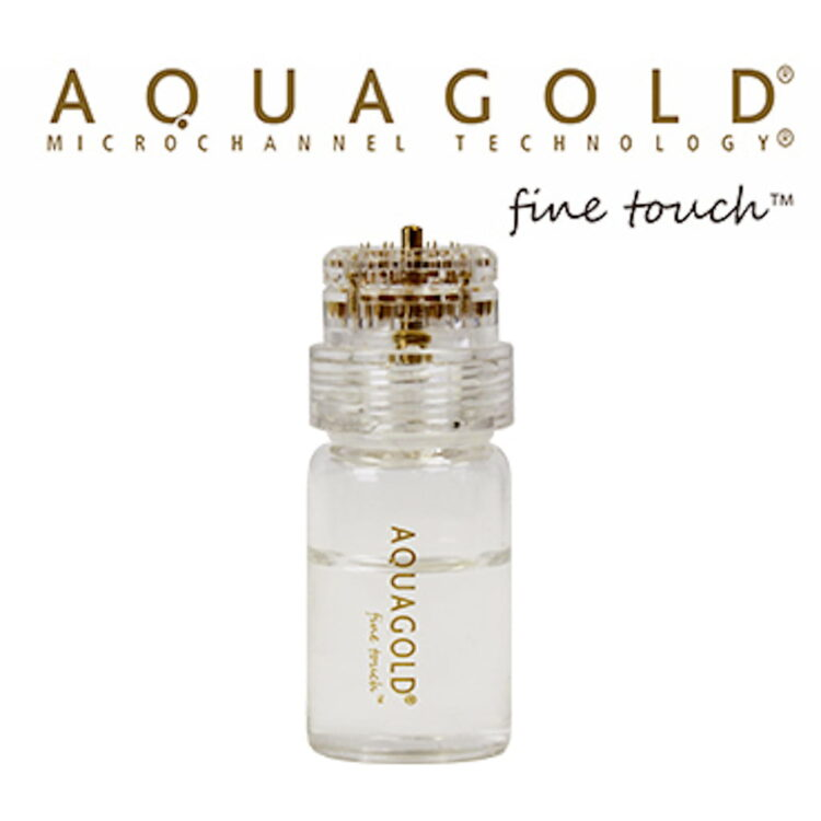 aqua gold microneedling