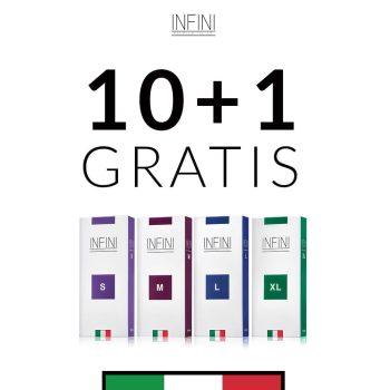 10+1 INFINI Premium Filler – MIX DOWOLNYCH WYPEŁNIACZY • Infini