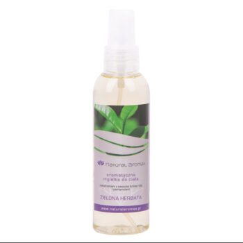 Natural Aromas Aromatyczna Mgiełka Do Ciała Zielona Herbata 150 ml • SPA