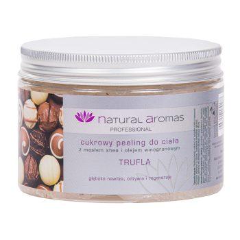 Natural Aromas Cukrowy Peeling Do Ciała Trufla 500 ml • SPA