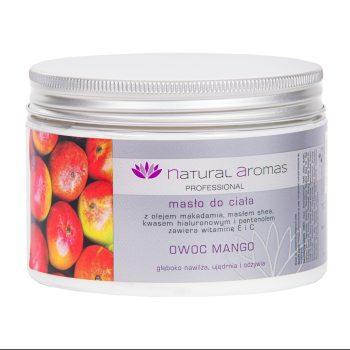Natural Aromas Masło Do Ciała Owoc Mango 500 ml • SPA