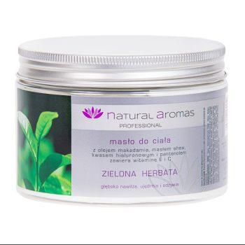 Natural Aromas Masło Do Ciała Zielona Herbata 200 ml • SPA