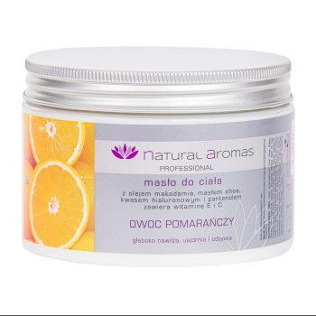 Natural Aromas Masło Do Ciała Owoc Pomarańczy 500 ml • SPA