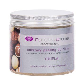 Natural Aromas Cukrowy Peeling Do Ciała Trufla 200 ml • SPA