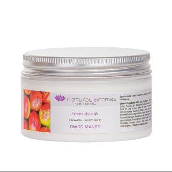 Natural Aromas Krem Do Rąk Owoc Mango 125 ml • SPA