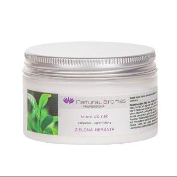 Natural Aromas Krem Do Rąk Zielona Herbata 125 ml • SPA