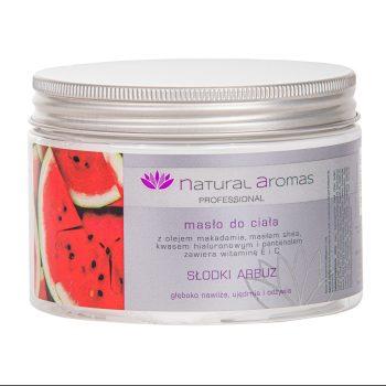 Natural Aromas Masło Do Ciała Słodki Arbuz 500 ml • SPA