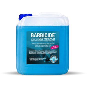 Barbicide Spray do dezynfekcji powierzchni – Uzupełnienie zapachowe- kanister  (5000 ml) • Dezynfekcja