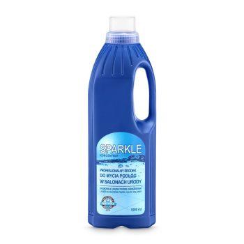 Brbicide Sparkle – Koncentrat do usuwania trudnych zabrudzeń ze wszystkich rodzajów podłóg (1000 ml) • Dezynfekcja