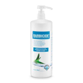 Barbicide – Hand Disinfection do dezynfekcji rąk i skóry – butelka z pompką dozującą (1000 ml) • Dezynfekcja