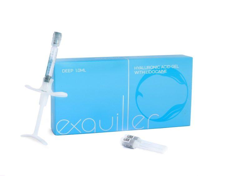 Exquiller Deep z lidokainą (1ml) • Nowości