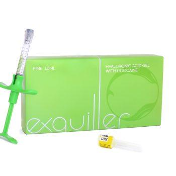 Exquiller Fine z lidokainą (1ml) • Wypełniacze HA